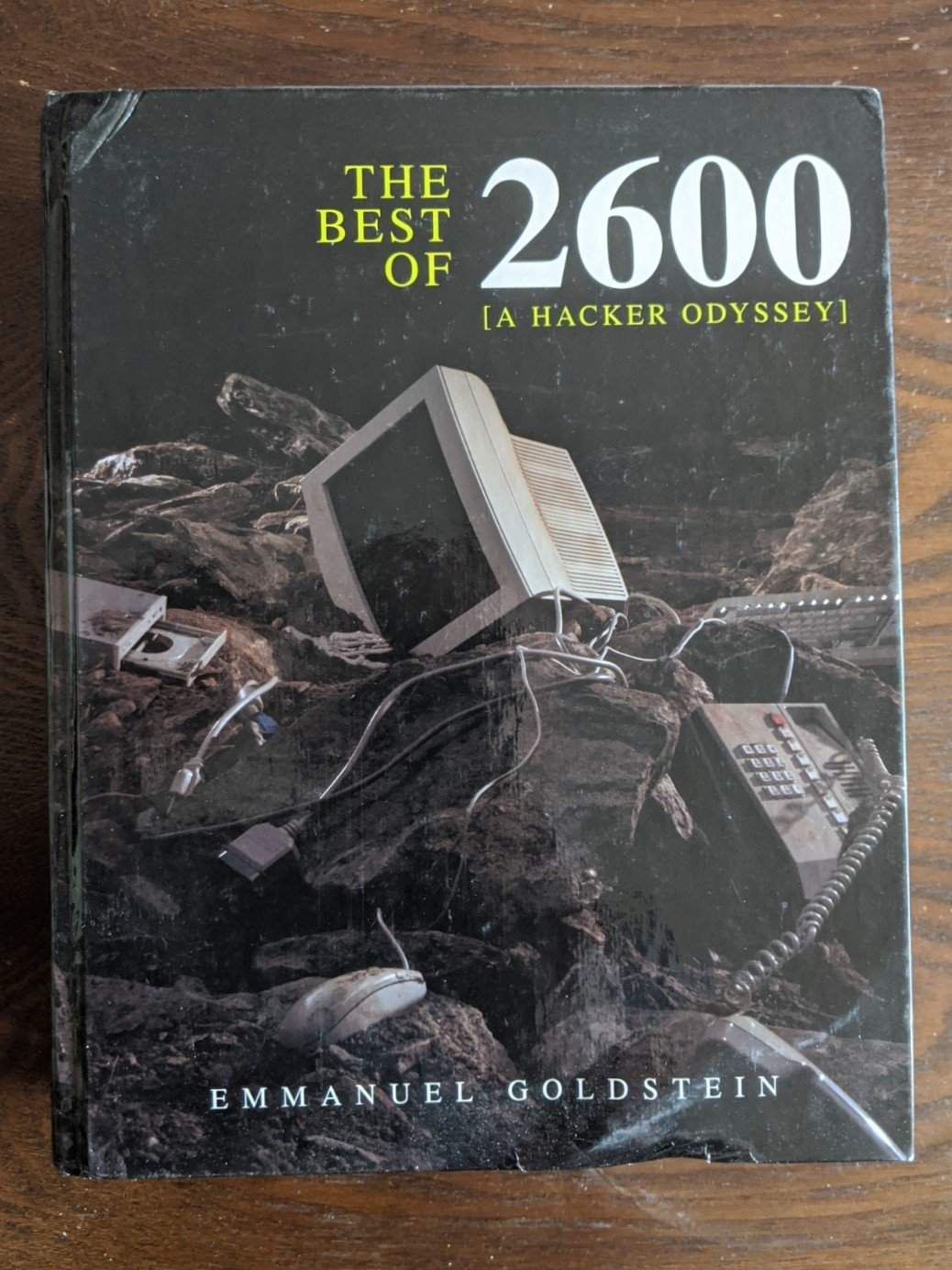 Best of 2600 cover